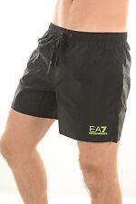 EMPORIO ARMANI EA7 Black Beach Shorts Sizes S-XXL BNWT