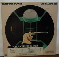 Civilized Evil Jean-Luc Ponty Promo vinyl SD16020    041419LLE