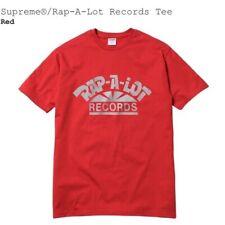 Supreme SS17 Rap A Lot Rapalot Records Tee Shirt Street Style Hype Rare Medium
