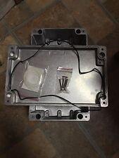 "BUD Aluminum NEMA 4 Enclosure 11-5/64"" L x 6-19/64"" W x 3-35/64"" H P/N # AN-1323"