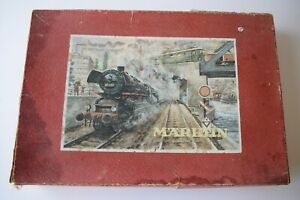 Marklin 1960's Train Set Collectable