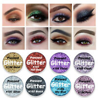 Eyeshadow Makeup Waterproof   Powder Shimmer Metallic Eye Shadow Makeup