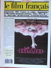 Le Film Français N°2226 (30 déc 1988) Exploitation - Marché marocain