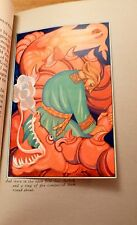 1926 RUSSIA TALES AND LEGENDS Color Illustrations PUSHKIN FOLKLORE Supernatural