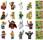 LEGO 71008 MINIFIGURE Series 13 COMPLETE SET of 16 figures with unused code