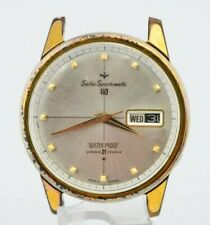 H002 Vintage Seiko Sportsmatic Automatic Analog Watch 418970 Cal.410 JDM 116.1