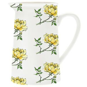 Madeleine Floyd Floral Rose Design Fine China Milk Jug Tableware Serving Unique