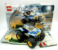LEGO Racers Nitro Pulverizer (4585) Racers Pull Back and Go 7+