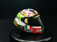 1:12 AGV Resin Helmet Valentino Rossi 2012 Mugello MotoGP NO Spark Minichamps