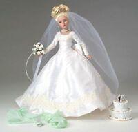 Robert Tonner Dolls  Forever Yours  Bridal Hat Box Sets - Blonde