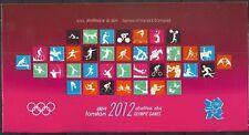 London Olympics 2012 Presentatn Pack India Rowing Sailing Volleyball Badminton