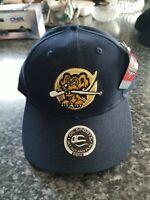CHARLESTON RIVERDOGS NWT ADULT Hat Cap MiLB NY Yankees Baseball Adjustable