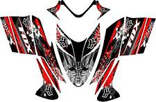 POLARIS RMK, SHIFT,DRAGON IQ DECAL WRAP KIT    05-10  FX V1