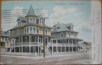 1909 Postcard: ''The Strand - Wildwood, New Jersey NJ''