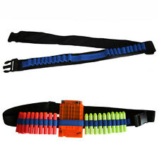 Bandolier Gun Bullet Shoulder Strap Darts Ammo Blasters For Nerf N-strike New