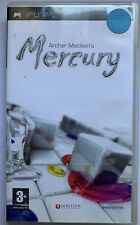 Mercury For PSP Compelling Puzzle Game 1-2 Players FAST & *FREE SHIPPING*