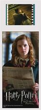 HARRY POTTER And The Half Blood Prince HERMIONE Movie FILM CELL BOOKMARK New