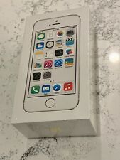 Apple iPhone 5s - 16GB - Gold (T-Mobile) A1533 (GSM) BLACKLISTED New Sealed Box