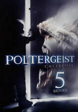 5-Movie Poltergeist Collection (DVD, 2015)
