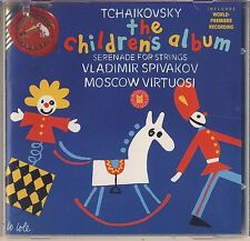 Tchaikovsky - Spivakov, Moscow Virtuosi: The Children's Album (RCA) Very Good
