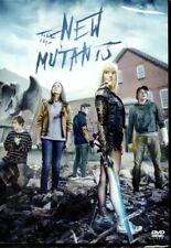 THE NEW MUTANTS DVD marvel