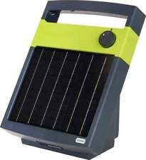 Patriot Solarguard 500 Solar Electric Fence Charger Energizer 30 Mile 100 Acres