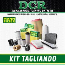 KIT TAGLIANDO MANN VW GOLF VII 1.6 TDI 66/77/81/85KW DAL 08/2012 + CASTROL 5W30