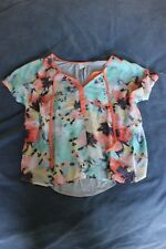 Anthropologie Top by One September Euc