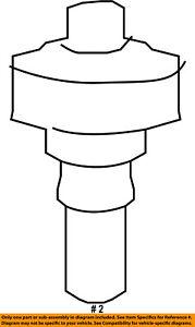 CHRYSLER OEM Engine-Valve Cover Bolt 6509387AA