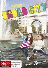 Broad City : Season 2 (DVD, 2016, 2-Disc Set) Genuine & unSealed D116)(D157 D176