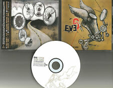 EVE 6 Open road song w/ RARE EDIT REMIX PROMO radio DJ CD Single 1999 USA MINT