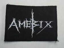 AMEBIX PUNK/CRUST METAL WOVEN PATCH