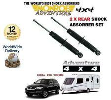 Für Volkswagen VW Touareg 4X4 2002-2010 2X Hinterer Stoßdämpfer Ideal für