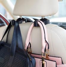 New 2pcs vehicle hanger Convenient Auto Car Seat Holder Hook Bag Coat Organizer