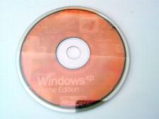 Windows XP Home Edition 2002 Microsoft CD 0701 NO product key ITALIANO