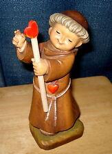 Anri Wood Carving Ferrandiz Boy Monk The Blessing