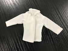 SU-SH-WHT: 1/12 white dress shirt for Marvel Legends Mezco one:12 (No Figure)