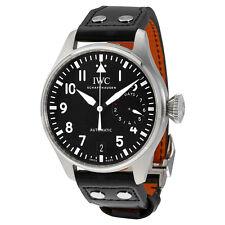 IWC Big Pilot Automatic Black Dial Mens Watch IW500912