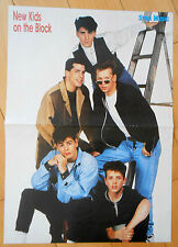 ►POSTER : NEW KIDS ON THE BLOCK