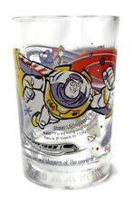 Disney World 100 Years of Magic Collector Glass Buzz Epcot Belle France