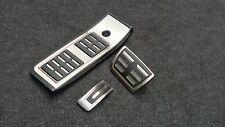 AUDI A5 S5 F5 A4 8W S-Line Pedalset Pedalkappen Fußstütze Fußauflage 8W1864777 A