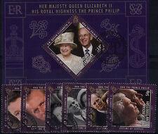 Multiple British Indian Ocean Territory Stamps