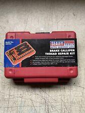 Sealey Brake Caliper Thread Repair Kit M9x1.5 VS0462 Vag Opel Ford