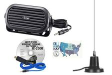 Icom IC-2300H Accy Bundle w/ RT Systems Programming Kit, Antenna & 5W Speaker