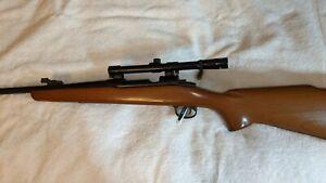 crosman model 70 Used, working condition, no leaks, new seals,custom rear sights