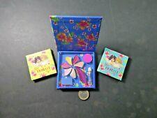 FIORUCCI DESIGN EYE SHADOW CHEEK BLUSH  1 multicolor + 2 pocket etuis  ANGELS