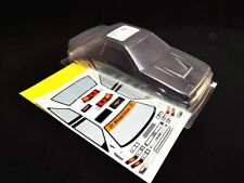 1/10 RC Car Clear Body Shell 195mm 200mm Toyota AE86 Trueno Coupe Pop Up Light