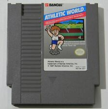 NES Game Athletic World Cartridge Only