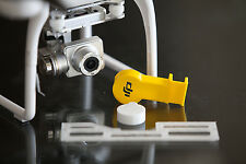 DJI Phantom 2 V+ Flight Kit YELLOW - Lens Cap - Gimbal Lock & Guard 3d printed