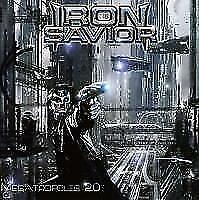 IRON SAVIOR - MEGATROPOLIS 2.0 - CD - 884860132824